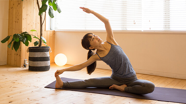 腰痛を治す体操